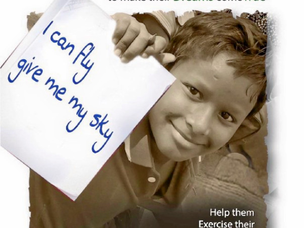 I am raising funds for education of 170+ underprivileged children to send them back to school..Every penny counts!