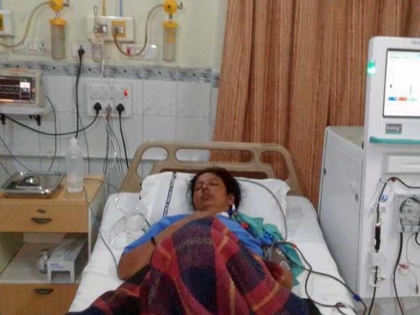 Help Tabassum with Kidney Transplant