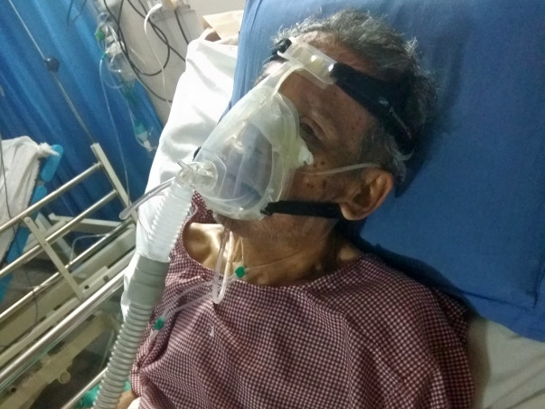 Support Arup Majumdar Recover From Severe Sepsis