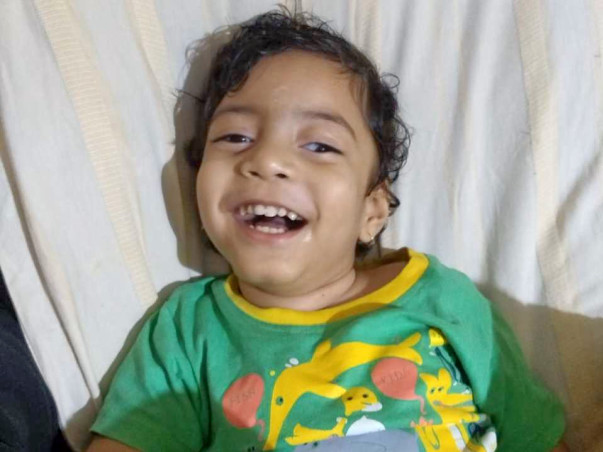 3 Years Old Tanmai Needs Your Help Fight Epilepsy