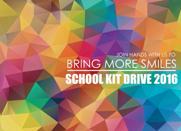 Help a Kid go back to School this June
