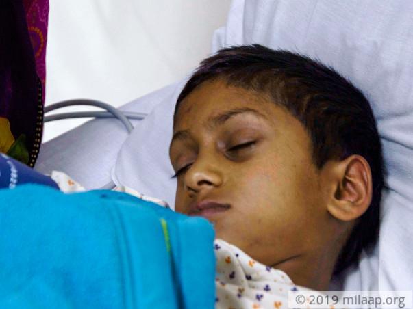 Golu needs your help to undergo his surgery