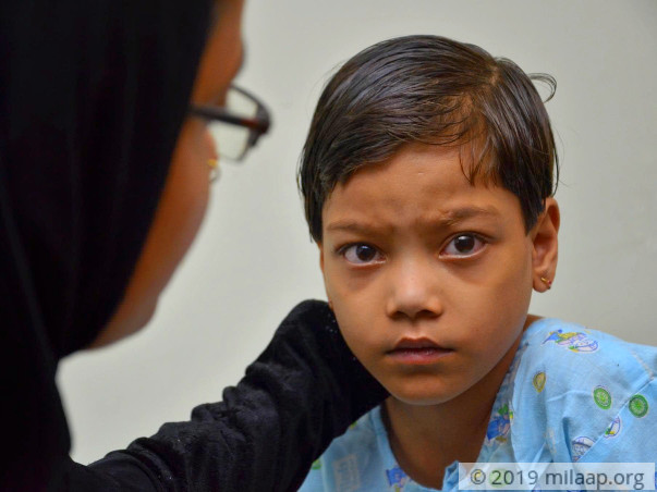 Help Shaik Nazma Fight Congenital Heart Disease