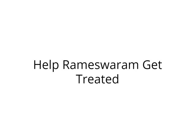 Help Rameswaram Undergo Kidney Transplant