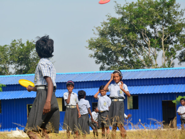 A Unique Budget School trying to connect RURAL children to Mainstreams