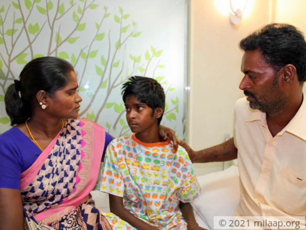 13-Year-Old With A Funnel Shaped Chest Won't Survive Without Surgery