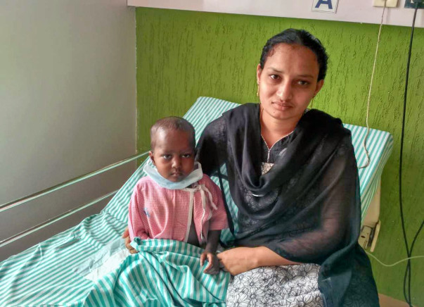 4-year-old Yashasvi Needs Help To Beat A Fatal Viral Infection