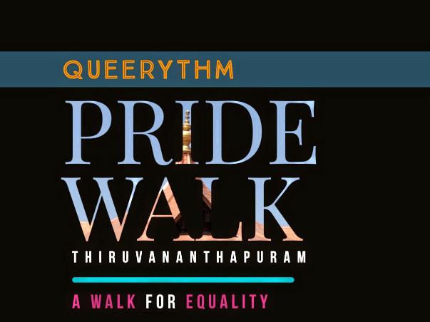 Queerythm Pride Walk Trivandrum 2019