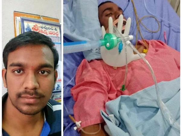 Help Chaitanya Fight GB Syndrome!