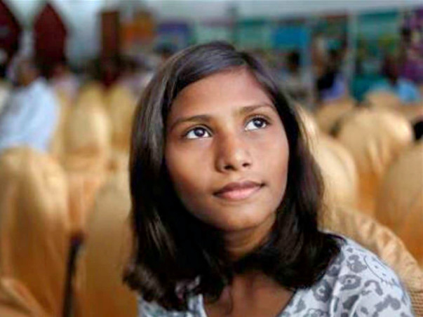 Help Protect a 14 Year Old Girl's Innocence