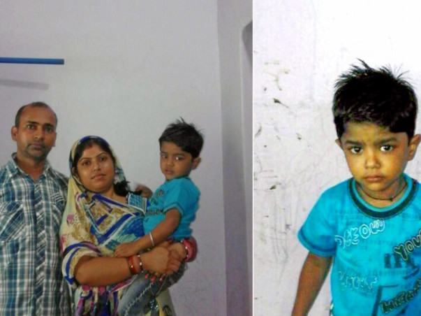 Please help this 4 year old with Thalassemia