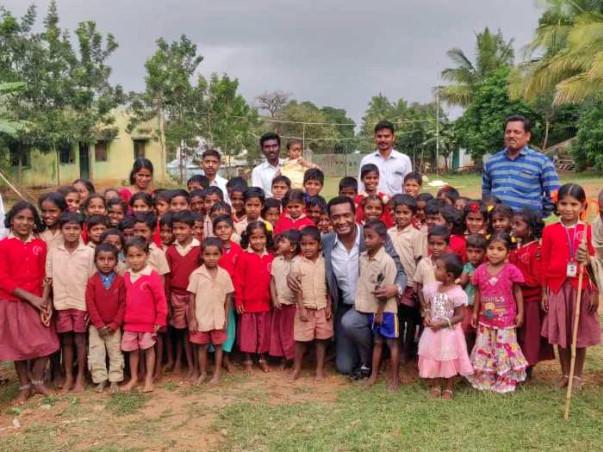 Help Seva Children's Home Kalvaraya