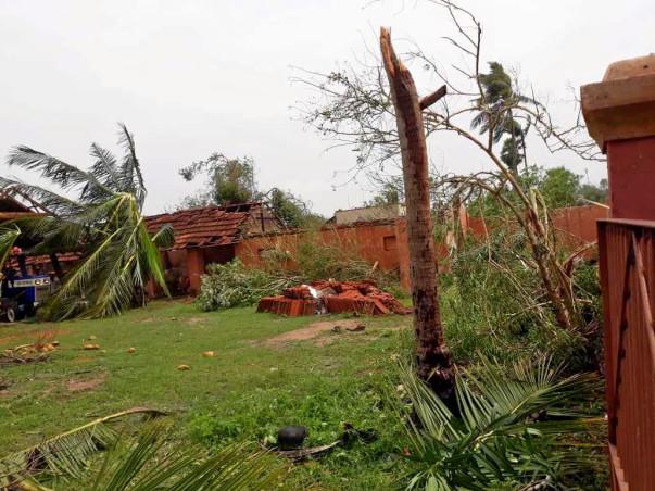 Cyclone Gaja Relief - Thirutharaipoondi (Thiruvarur)