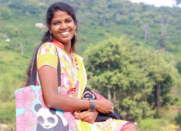 Help Dalit Activist Nabiya Attend United Nations Youth Forum In Kenya.