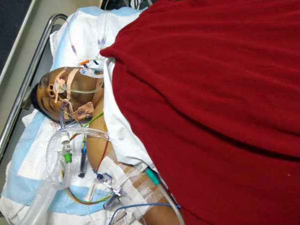 Help Zuhaib Recover From An Accident