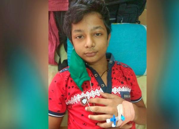 Help Little Gaurav Fight Rare Disease Aplastic Anaemia