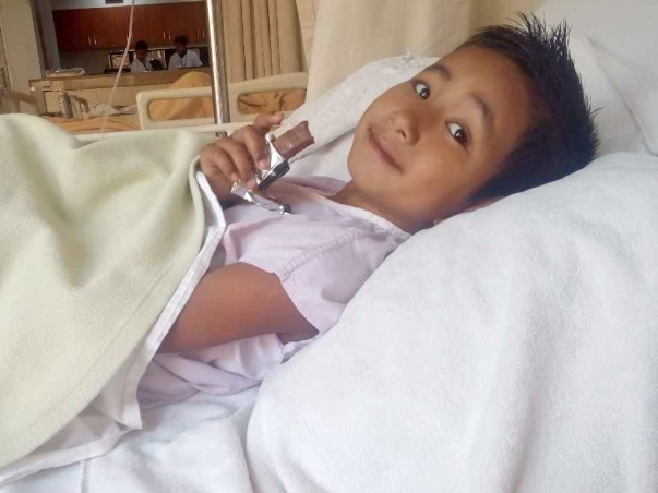This 6-year-old Inches Closer To Death, Every Day They Delay Treatment
