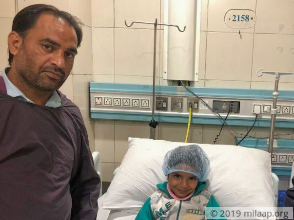This 4-year-old's Heart Is Failing And His Father Pleads For Help