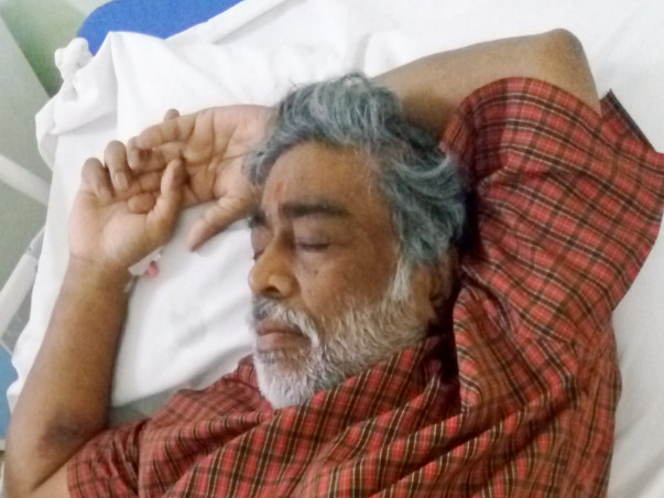 Help Nagaraj Fight Cancer