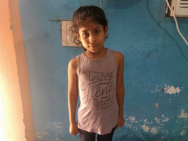 Help Tapasya get a back bone surgery