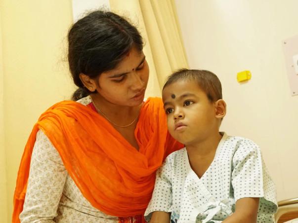 Help Akash Fight Lymphoblastic Leukemia