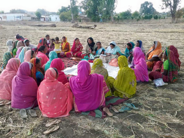 Support Women of SHG Federation to fight For Education