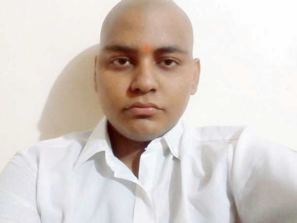 Help Ashish to survive from cancer