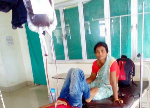 Help Chandan Das To Fight Blood Cancer