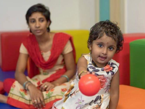 This 2-year-old Is In Constant Pain From A Serious Liver Disease