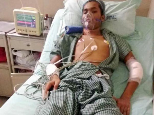 Help Ankit undergo heart transplant