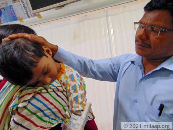 Help Khoshang Divya Undergo An Open Heart Surgery