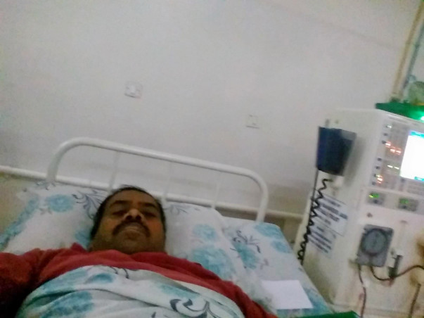 Sudhi Needs a Kidney Transplant Urgently - help him make a comeback