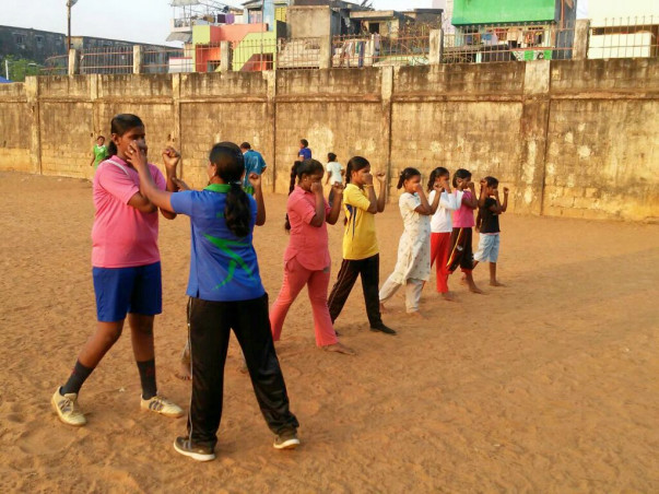 Help Narmadha in her journey to train an Olympic-level boxer