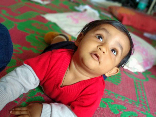 Help Mudrakola Viaan Fight End Stage Liver Disease