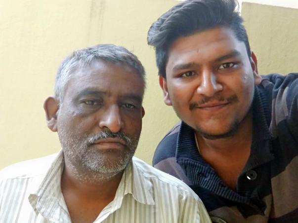 Help father should undergo liver transplant because of liver cirrhosis
