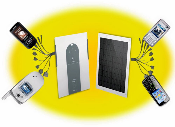 We are fundraising for a social impact program using mPowerpad Solar Charger!