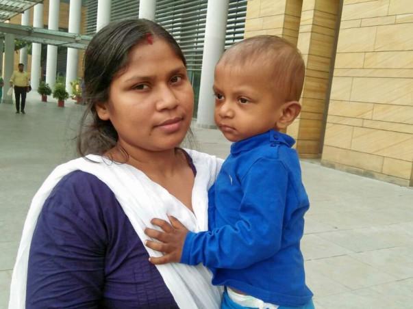 Little Arnav Needs Help To Fight Cancer