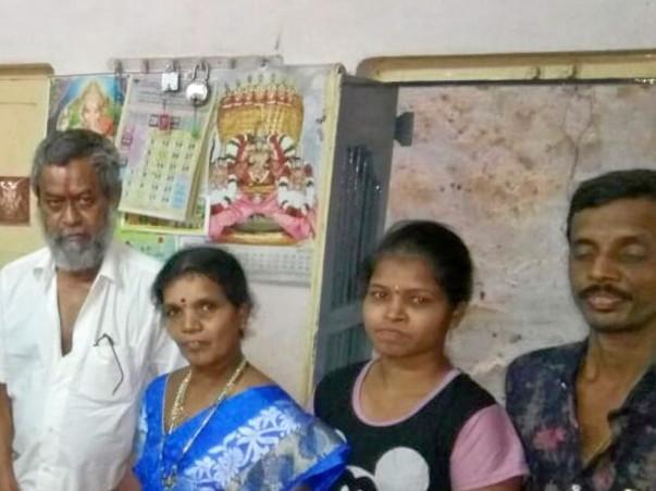 Help Us Support Srinivas's Family