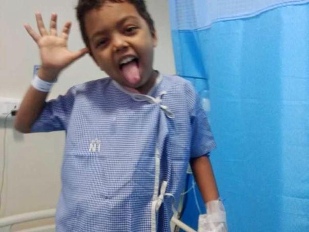 Help Master Harsh For Bone Marrow Transplant