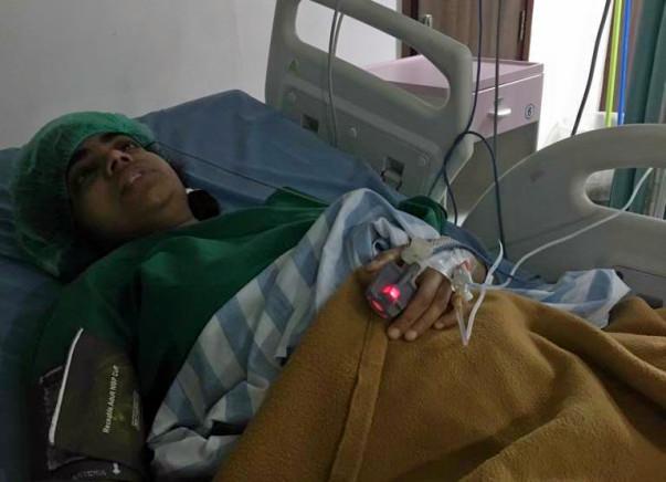 Help Harsha Prakash's Bilateral Papiledemma Surgery