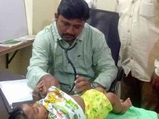 Help Little Vijendra Fight Liver Disease