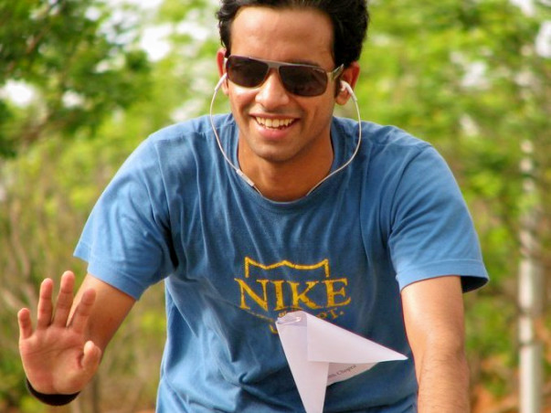 I am running a marathon to dreamRun 2015 - For a better India