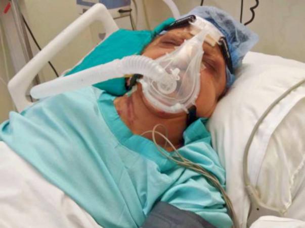 Help Ganga Fight Cancer