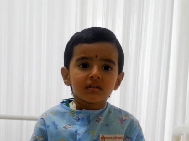 I am fundraising to help Ananya