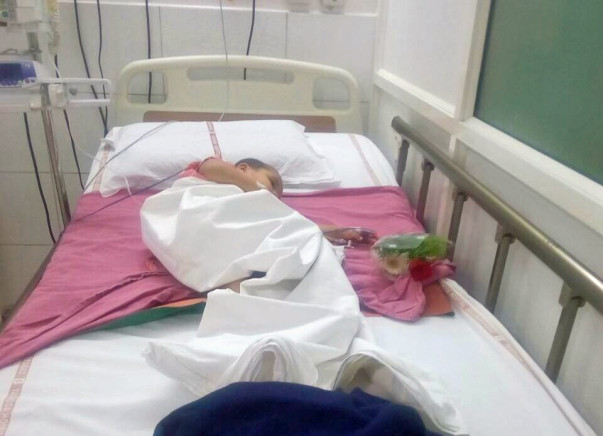 Help 3-Year-Old Harshith from blood clots