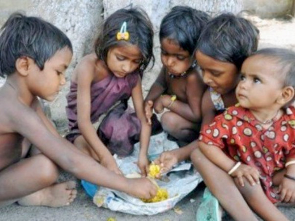 Help For The Poor And Orphaned Children