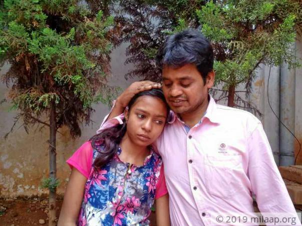 Help 12-year-old Sanjia fight heart disease