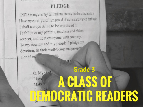 Help ambitious democratic readers