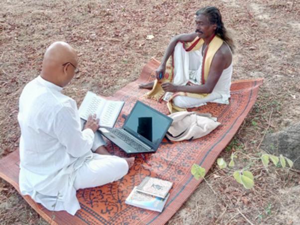 Project Kavyanjali: To Translate Padma Shri Haldhar Nag's Poetry