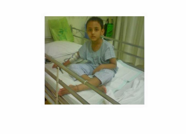 I am fundraising to appeal to donate for heart transplantation of 5 year old kid Alankrit Dey
